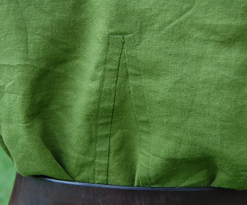 green tunic detail 2