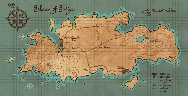 Island of Ibriya